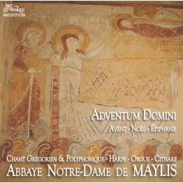Chants de Noël - Adventum Domini - chœur des moines Maylis de Musiques religieuses