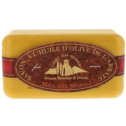 Savon de l'Abbaye au miel de Douche