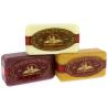 Coffret de 3 savons : Fruits des bois - Miel - Chèvrefeuille de Douche