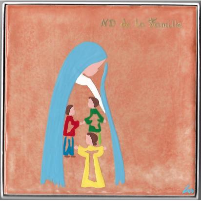 Notre-Dame de la Famille de Vierge Marie