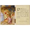 Diptyque religieux de l'Adoration des Mages par Giotto