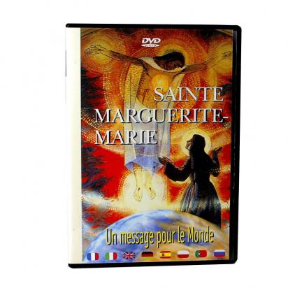 DVD - Sainte Marguerite-Marie Un message pour le monde de Films & Documentaires