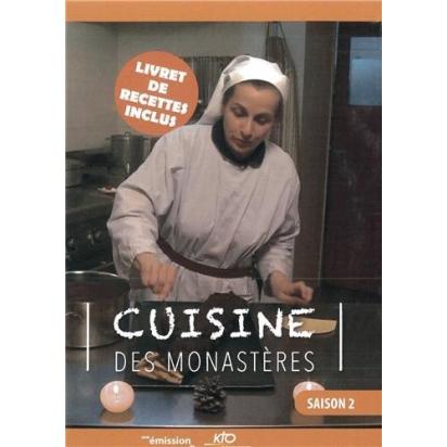 Cuisine des monastères saison 2 de Films & Documentaires