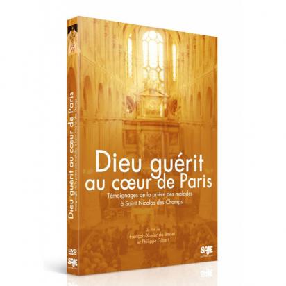Dieu guérit au coeur de Paris de Films & Documentaires
