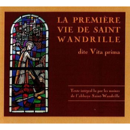 LIVRE AUDIO - Vita Prima, la première vie de Saint Wandrille de Enregistrements audio