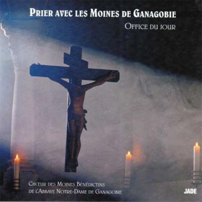 CD - Prier avec les moines de Ganagobie de Musiques religieuses