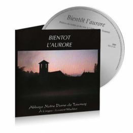 CD - Bientôt l'aurore de Musiques religieuses