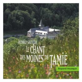 CD - Humble sauveur -le chant des moines de Tamié