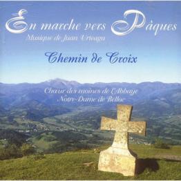 CD - En marche vers Pâques