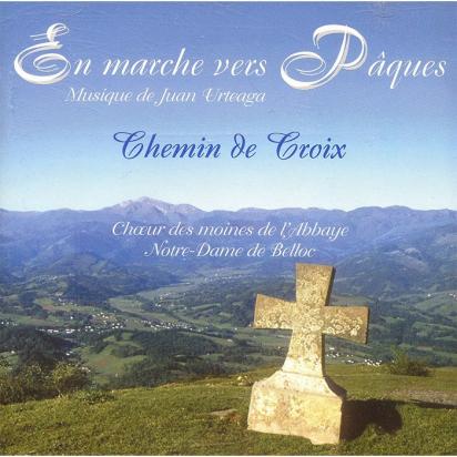 CD - En marche vers Pâques de Musiques religieuses