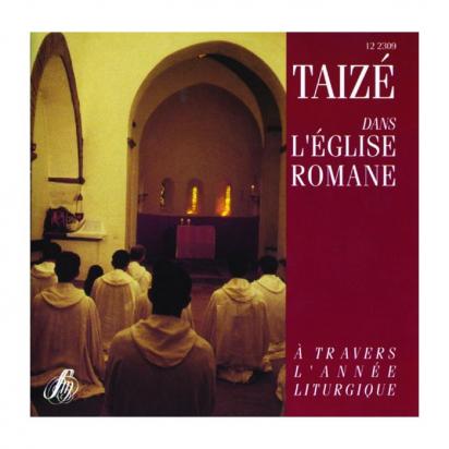 Taizé dans L'Eglise Romane de Musiques religieuses