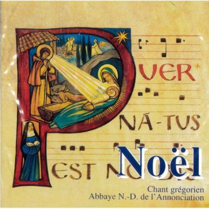 CD Chants de Noël de Musiques religieuses