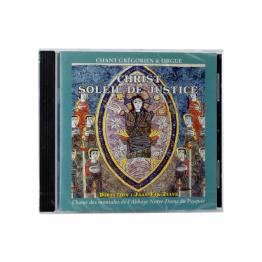 CD - Christ soleil de justice