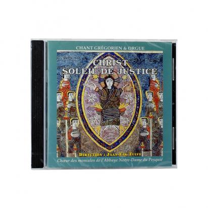 CD - Christ soleil de justice de Musiques religieuses