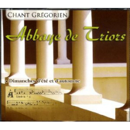 CD - Chants Grégorien dimanches