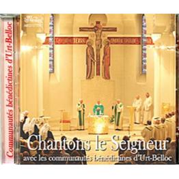 CD - Chantons le Seigneur