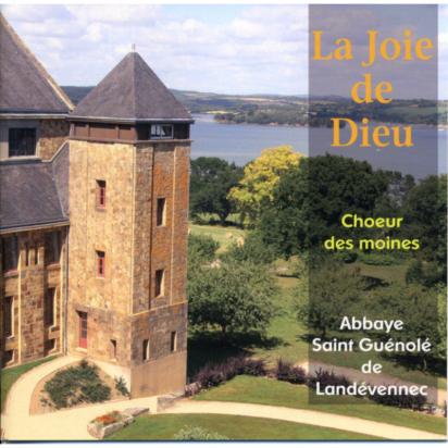 CD - La joie de Dieu - Choeur des moines de Musiques religieuses