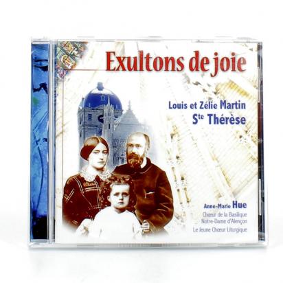 Exultons de joie - Louis et Zélie Martin - par Le Jeune Choeur Liturgique de Musiques religieuses