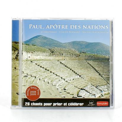 Paul, apôtre des nations - par Le Jeune Choeur Liturgique de Musiques religieuses