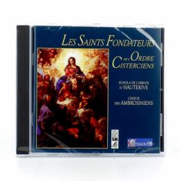 Les Saints Fondateurs de l'Ordre Cisterciens