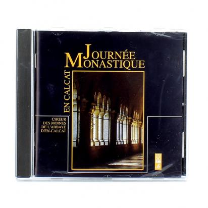 Journée Monastique (CD état occasion) de Musiques religieuses