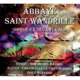 CD - Orgue et deux flûtes