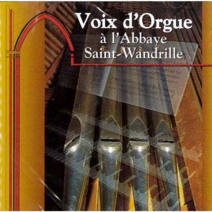 CD - Voix d'Orgue de Musiques religieuses