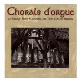 CD - Chorals d'orgue