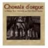CD - Chorals d'orgue de Musiques religieuses