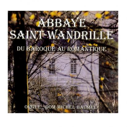 CD - Du baroque au romantique, orgue de Musiques religieuses