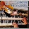 CD - orgue et violon à l'abbaye Saint-Wandrille de Musiques religieuses
