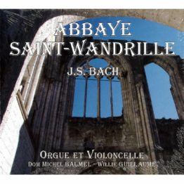 CD - J.S. BACH - Orgue et violoncelle
