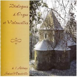 CD - Dialogue d'orgue et violoncelle de Musiques religieuses