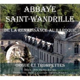 CD - De la Renaissance au Baroque, orgue et trompettes