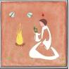 Sacrement et Profession de Foi de Céramiques peintes