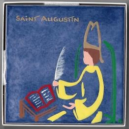 Saint Augustin de Saints Patrons