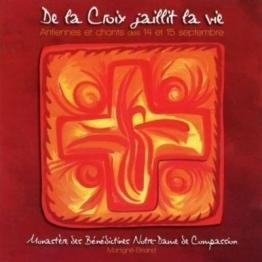 DE LA CROIX JAILLIT LA VIE : CD DES BENEDICTINES DE MARTIGNE-BRIAND de Musiques religieuses