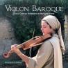 CD VIOLON BAROQUE, Sœur Claire Cachia de Enregistrements audio