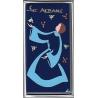 Céramique peinte de SAINTE ALBANE de Saints Patrons