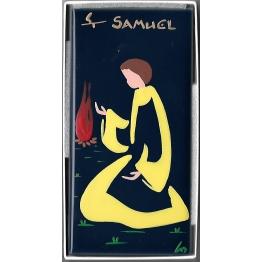 Céramique peinte de Saint Samuel