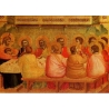 ICONE CENE GIOTTO - XIII° - TAILLE CARTE POSTALE de Icônes traditionelles