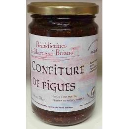 CONFITURE DE FIGUES, 370 gr