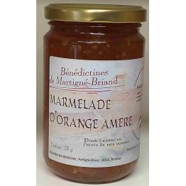 MARMELADE D'ORANGES AMERES, 370 gr