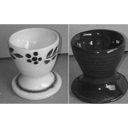 COQUETIER CERAMIQUE de Vaisselle en céramique