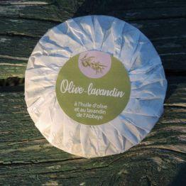 savon olive-lavandin, 150 gr de Douche