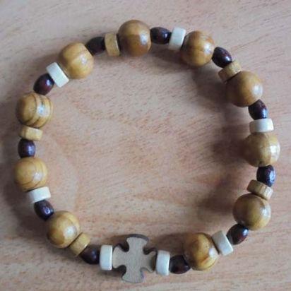 Bracelet dizainier Levain dans la pâte de Pour ma prière