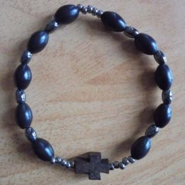 Bracelet dizainier Sel de la terre de Pour ma prière