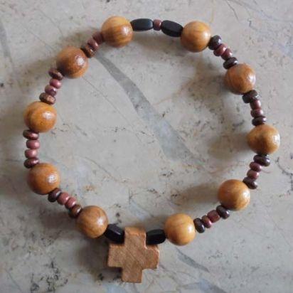 Bracelet dizainier Disciple de Pour ma prière