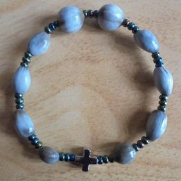 Bracelet dizainier jonc de Pour ma prière