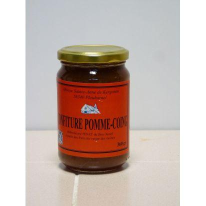 Confiture de pommes-coings de Confitures & Miels